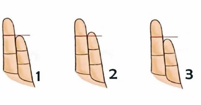 Τι δείχνει το μικρό σου δάχτυλο για τον χαρακτήρα σου; 2