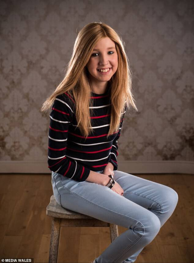 Daisy was diagnosed when she was 12 years old after being rushed to hospital with leg spasms. Ms Griffiths has raisedover £30,000 for the charity Dreams & Wishes, who were by the family through their struggle