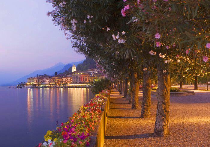 Λίμνη Κόμο: Η λίμνη που θυμίζει πίνακα ζωγραφικής!