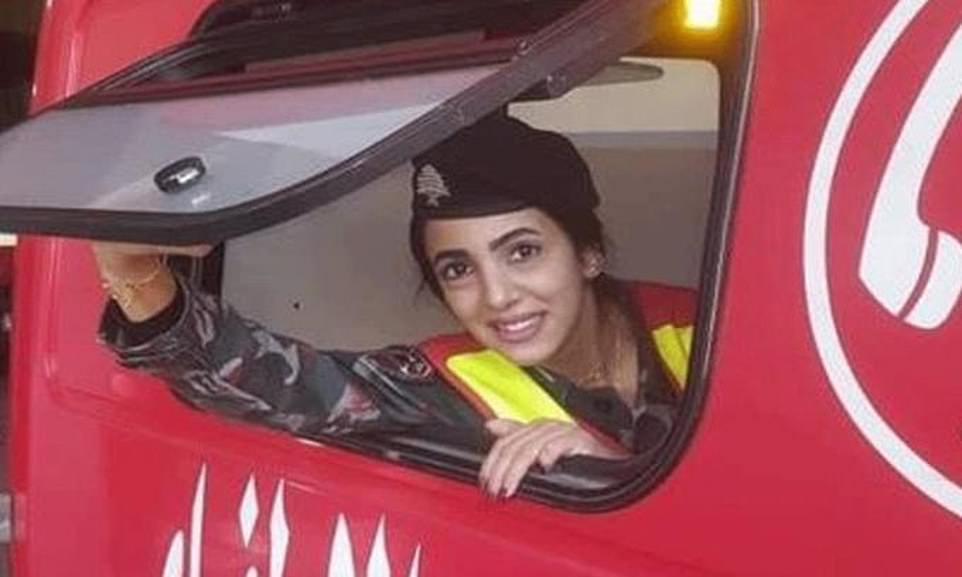 Έκρηξη Βηρυτός: 25χρονη Πυροσβέστης Κάηκε Ζωντανή για να σώσει κόσμο-Σπαραγμός στην Κηδεία της