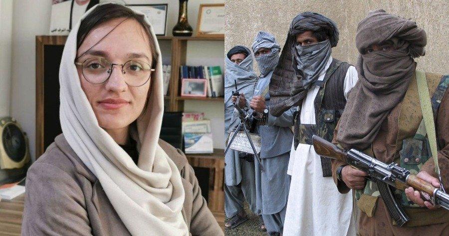 Αφγανιστάν: «Απλά περιμένω τους Ταλιμπάν να έρθουν να με σκοτώσουν», λέει η  1η γυναίκα δήμαρχος της Καμπούλ